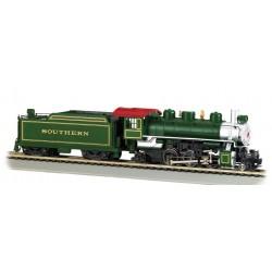 BACHMANN 51504. H0 Locomotora de Vapor con ténder SOUTHERN