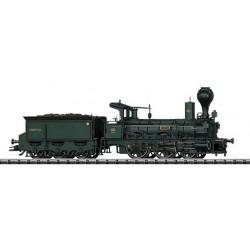 "Locomotora de Vapor Reihe B VI ""Mittenwald"" K.Bay.Sts.B.DIGITAL con SONIDO."