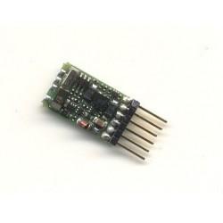 LENZ 10311. N Decóder SILVER mini conector
