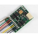LENZ 10410. N Decóder 10410-01 GOLD mini Cables