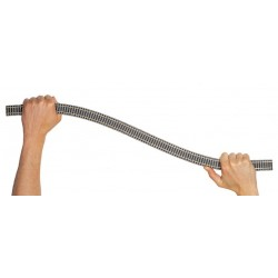 Tramo flexible vía Profi de 800 mm