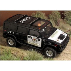 NINCO 50456. Hummer H2 County Sheriff