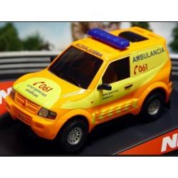NINCO 50512. Mitsubishi Pajero Emergencias