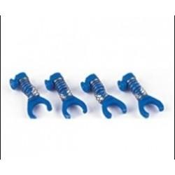 NINCO 80209. Amortiguador medio azul x 4
