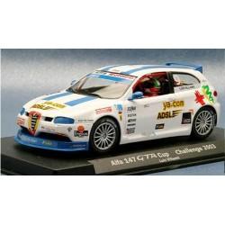 FLY 88082. Alfa Romeo 147 GTA - GTA Cup Challenge 2003