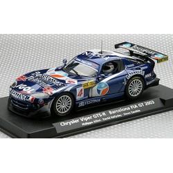 FLY 88113. Chrysler Viper GTS-R Barcelona FIA GT 2003