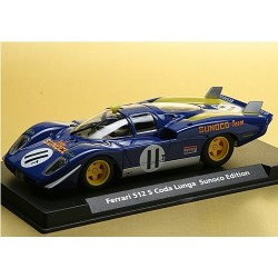 FLY 88166. Ferrari 512S Coda Lunga - Sunoco Edition