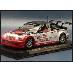 FLY 99001. BMW M3 GTR - ALMS Sears Point 2001-con luces-