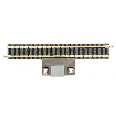FLEISCHMANN 9108.N Vía de conexión a balasto que elimina interferencias.