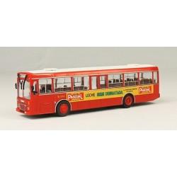 "OTERO 87001J. H0 Autobús Pegaso 6038 EMT ""Leche Pascual"""