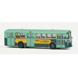 """OTERO 87004K. H0 Autobús Pegaso 6035 TB """"Muebles La Fábrica"""""""