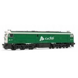 """ARNOLD 2261. N Locomotora diesel 321 """"Adif"""""""
