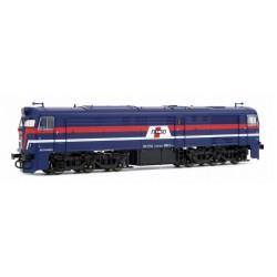 "ARNOLD 2264. N Locomotora diesel 321 ""Necso"". Analógica"