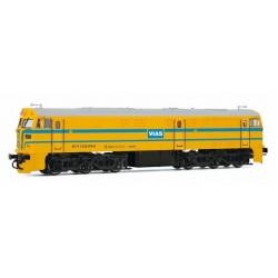 """ARNOLD 2265. N Locomotora diesel 321 """"Vias"""". Analógica"""