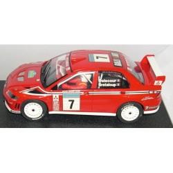 SUPERSLOT 2365. Mitsubishi Lancer Evo WRC nº 7