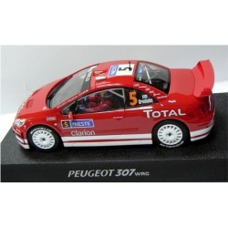 SUPERSLOT 2560. Peugeot 307 WRC Works 2004