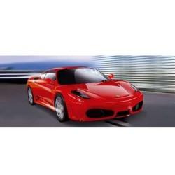 SUPERSLOT 2822. Ferrari F430 rojo Super Resistente