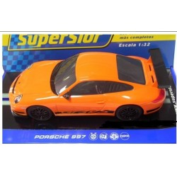 "SUPERSLOT 2871. Porsche 997 ""Orange"" Super Resistente"