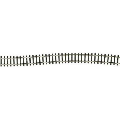 FLEISCHMANN 22201. Tramo recto vía flexible de 730 mm.