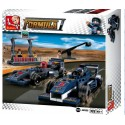 SLUBAN 280355. Formula F1 Racing Grand Prix. 300 piezas