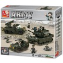 SLUBAN 286800.Army Field Battle Forces. 602 piezas