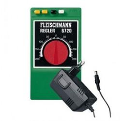 FLEISCHMANN 6725. Transformador 14 V AC 0.6A