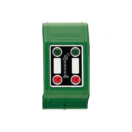 FLEISCHMANN 6927. Pupitre pulsador para dos semáforos