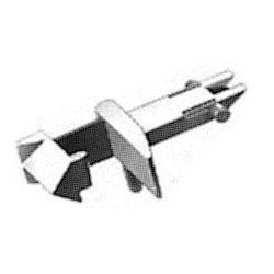 FLEISCHMANN 9525. Enganche encajable standar N