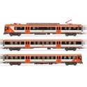ELECTROTREN 3613D. H0 Automotor eléctrico RENFE 470 - Regional. Digital