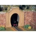 VOLLMER 42504. H0 Portal Túnel vía única. 2 uds.