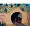 VOLLMER 42505. H0 Portal Túnel doble vía. 2 uds