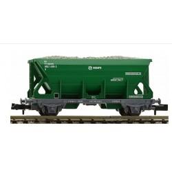 FLEISCHMANN 850902. N Vagón Tolva RENFE con carga de balasto