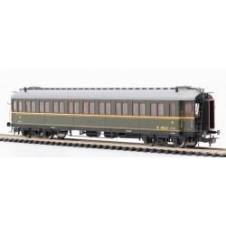 ELECTROTREN 15015. H0 Coche Verderón RENFE 3ª clase, con luz interior