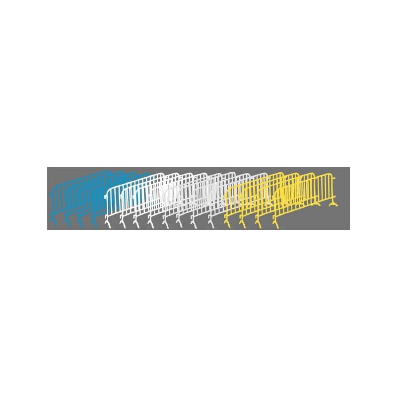Aneste 4209 h0 vallas de protecci n 16 unidades - Vallas de proteccion ...