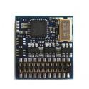 ESU 54621. Decoder de funciones LokPilot Fx V4.0, con enchufe de 21 pins.