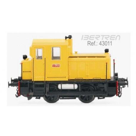 IBERTREN 43011. Tractor de Maniobras Renfe 10101