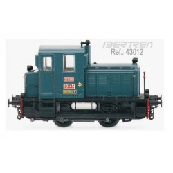IBERTREN 43012. Tractor de Maniobras Renfe 10145