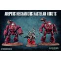WARHAMMER Adeptus Mechanicus 59-16. Kastelan Robots