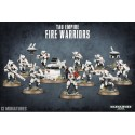 WARHAMMER Tau 56-06. FIRE WARRIORS