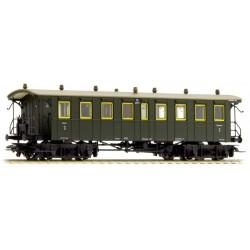 MARKLIN 42132. H0 Coche 3ª clase de los Ferrocarriles Estatales de Wurtemberg