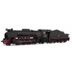ELECTROTREN 4156S. H0 Locomotora vapor RENFE 141-2109. Mikado