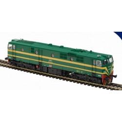 MABAR 81511S. H0 Locomotora Diésel 1986. RENFE, Digital con Sonido.