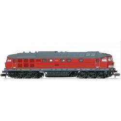 "MINITRIX 16233. N Locomotora Diésel serie 232 ""Ludmilla"". Sonido"