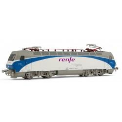 ELECTROTREN 2523. H0 Locomotora eléctrica RENFE 252.013. Renfe INTEGRIA
