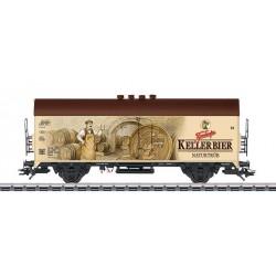 MARKLIN 45024. H0 Vagón Cervecero KELLERBIER