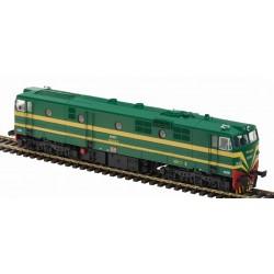 MABAR 81512. H0 Locomotora Diésel matrícula 19904. Analógica.
