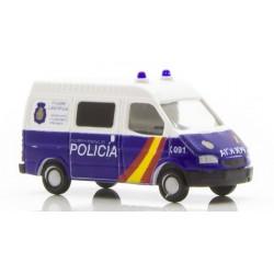 RIETZE 16977. N Ford Transit de la Policia Nacional