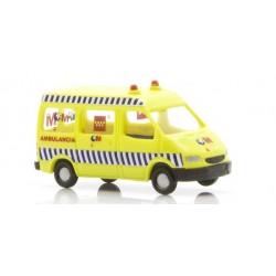 RIETZE 16978. N Ford Transit Ambulancia Comunidad de Madrid