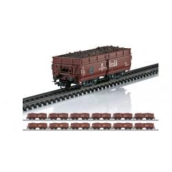 TRIX 24120. H0 Vagón Tolva con carga de carbón de la DB