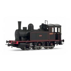 """ELECTROTREN 0048. H0 Locomotora de vapor 030 """"Caldas"""" ."""